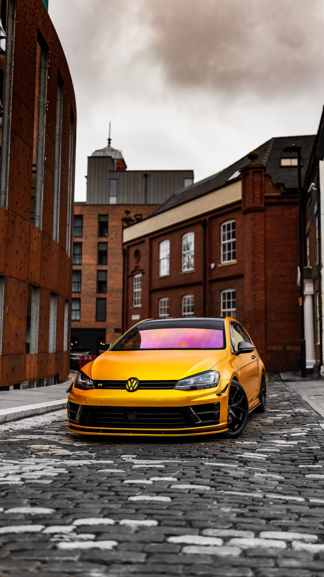VW Golf Modified Car Ultra HD Wallpapers Download