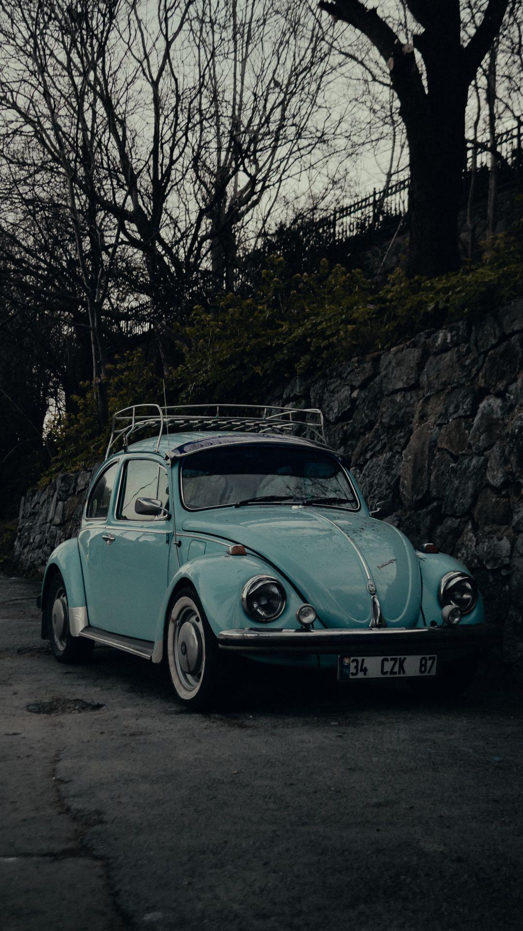 Volkswagen Beetle Background Wallpapers Free Download