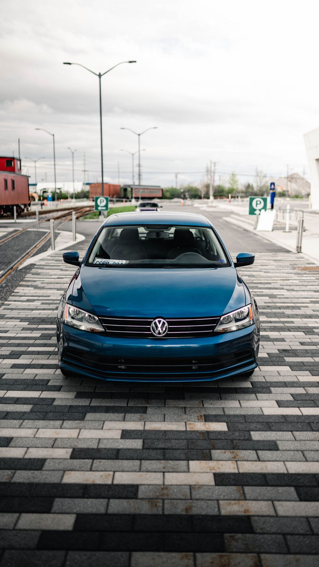 Volkswagen Polo Wallpapers Free Download