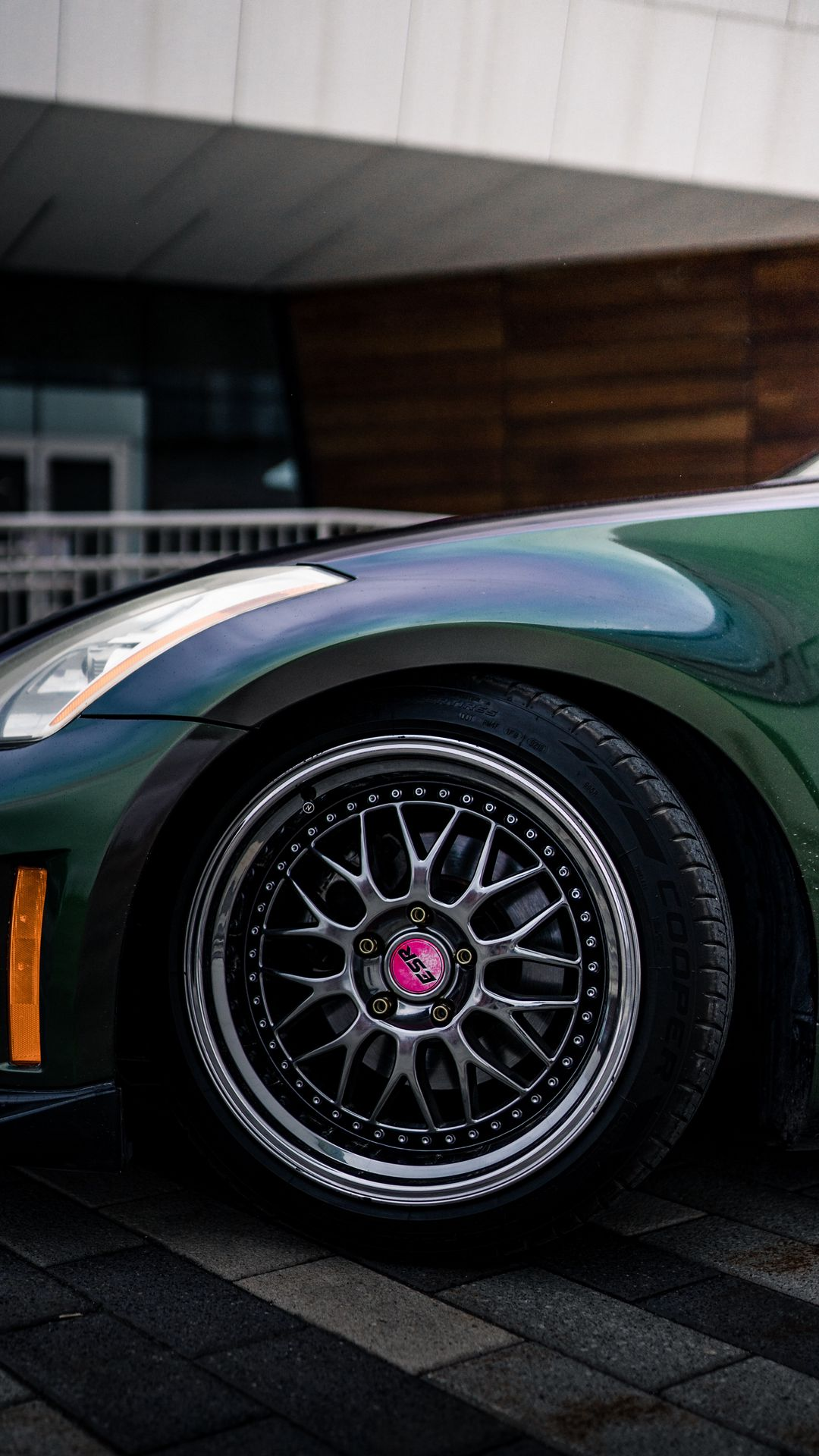 Wheel Sports Car Background Wallpapers Free Download