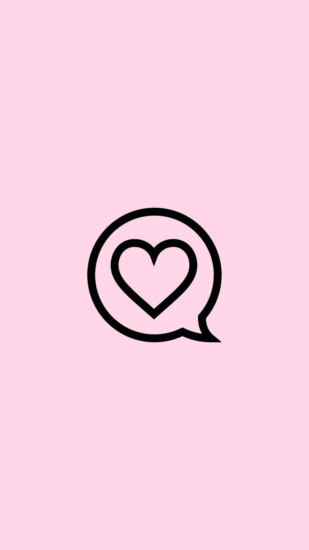 Love Pink Aesthetic Wallpapers Free Download