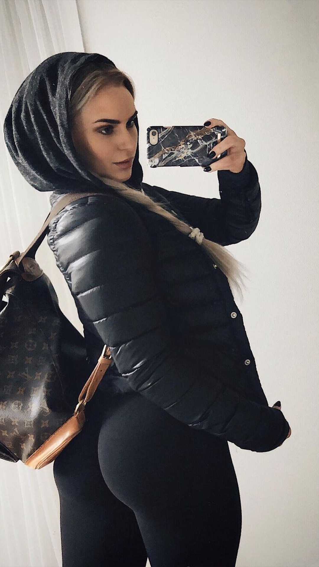 Sexy Girl Anna Nystrom Wallpapers for Mobile Download
