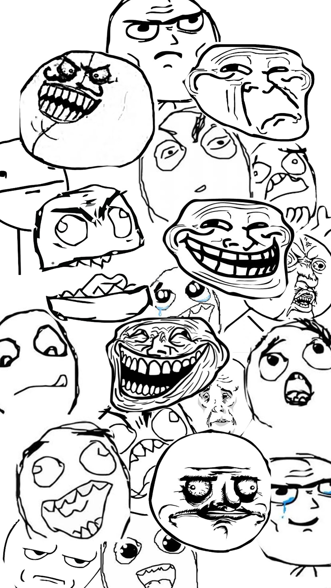 Troll Face Wallpapers Free Download